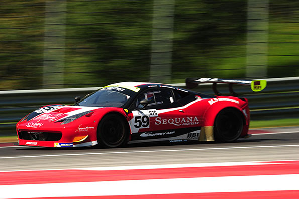 MOTORSPORT : EUROPEAN LE MANS SERIES - 4 HOURS OF RED BULL RING (AUT) ROUND 3 07/19-20/2014